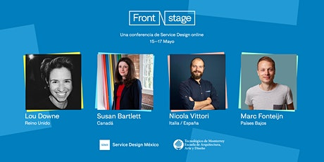 Frontstage 20 — Service Design Online Conference tickets