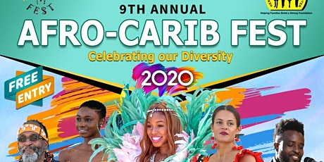 AFRO CARIB FEST 2020 tickets