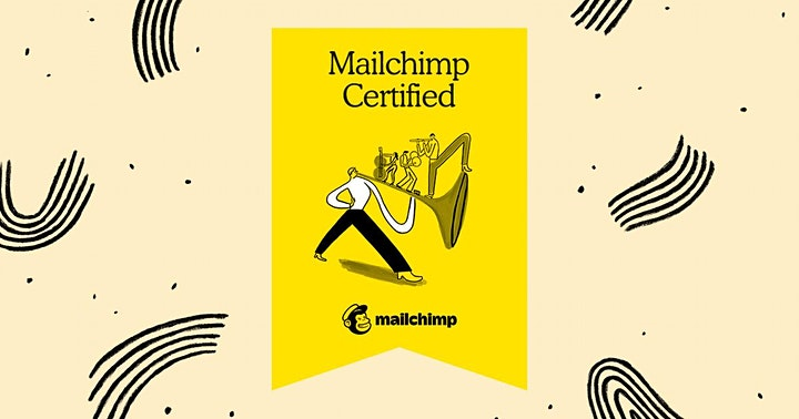 Mailchimp Audience & Email Marketing Masterclass | Small Live Online Class image