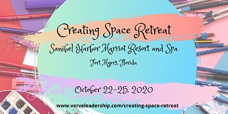 Verve Leadership Creating Space Retreat tickets