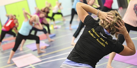 IHF Fit4Life Thursday Yoga tickets