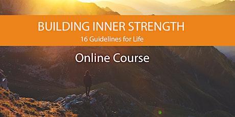 Building Inner Strength tickets