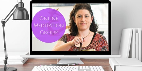 ONLINE Meditation & Mindfulness Group Wednesdays 12-1pm via Zoom tickets