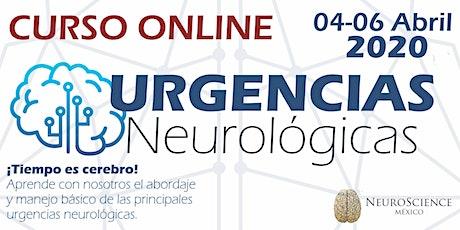 Curso ONLINE: Urgencias Neurológicas entradas