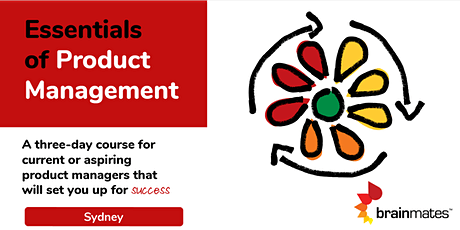 Copy of Brainmates Essentials of Product Management - Sydney tickets