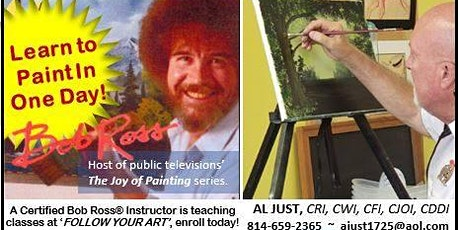 Learn To Paint In One Day! tickets
