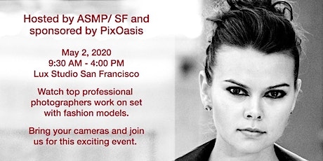 Fashion Photography Workshop and Networking Event tickets