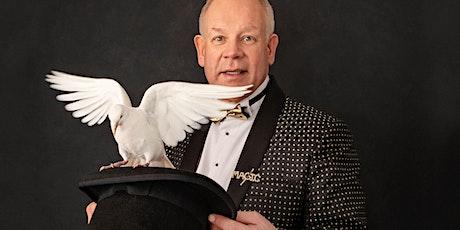 Elgregoe the Magician Presents MAGIC FOR YOU! tickets