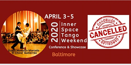 Inner Space Tango Weekend April 3-5, 2020 tickets