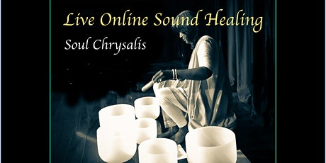 Online Live Sound Healing Meditations tickets