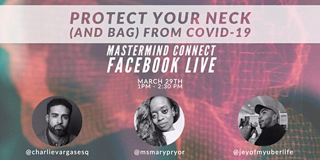 Protect Your Neck (and Bag) from COVID -19 tickets