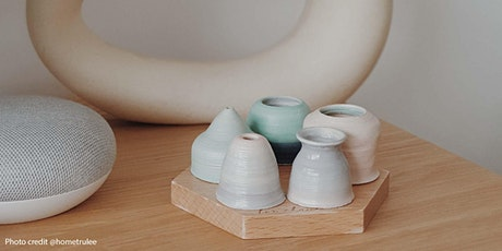 19 Apr Mini Pottery Experience tickets