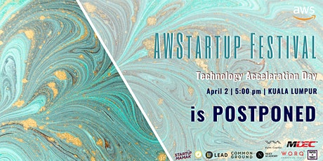 AWStartup Festival - Technology Acceleration Day tickets