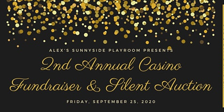 Second Annual Casino Night Fundraiser & Silent Auction tickets