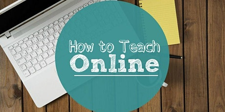 How to Teach and Lecture Online in Australia - 1 hour practical workshop tickets