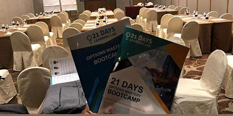 Options Mastery Bootcamp SG 18th & 19th JULY 2020 - Resit RSVP tickets