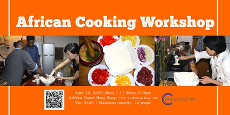 African Cooking Workshop tickets