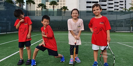 March Kids Tennis Camp 2 tickets