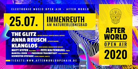 AfterWorld Open Air 2021 Tickets