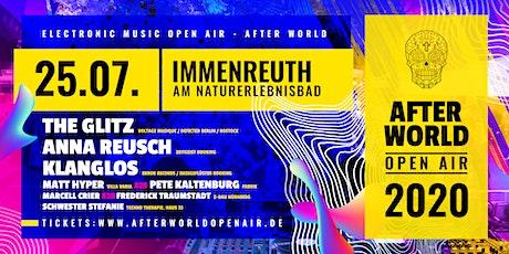 AfterWorld Open Air 2021 Tickets