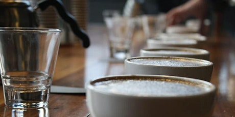 Cupping and Blending tickets
