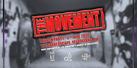 The MOVEMENT - launch Party tickets