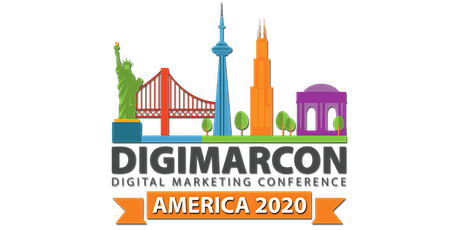 DigiMarCon America 2020 - Digital Marketing Conference (Online: Live & On Demand) tickets