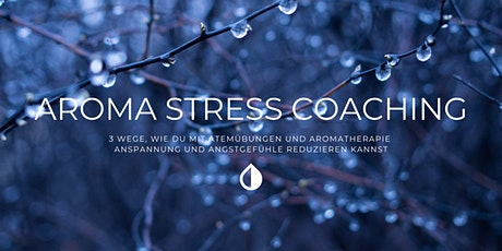 Aroma Stress Coaching Tickets
