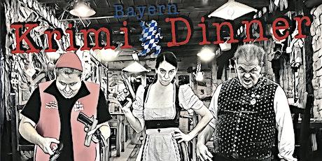 Bayrisches Krimi-Dinner im Tandem (Restaurant & Bistro) Tickets