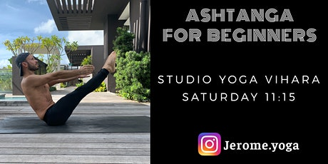 Ashtanga for beginners @ Yoga Vihara tickets