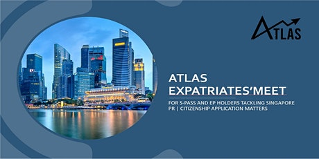 Atlas Expatriates' Meet tickets