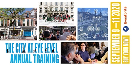 The City at Eye Level Annual Training 2020 tickets