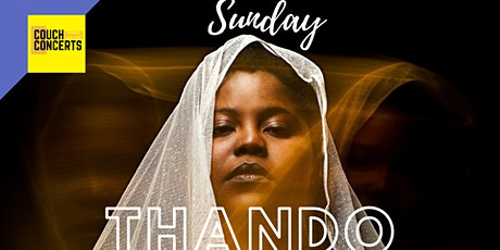 Couch Concerts with Thando tickets