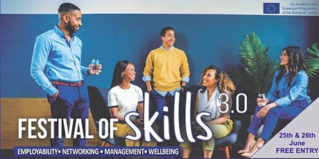Festival of Skills 3.0 tickets
