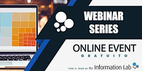 Webinar Event: Embedding Tableau  biglietti