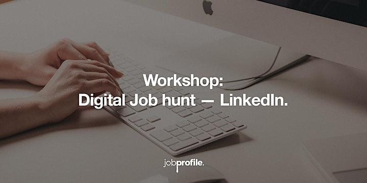 Image pour Digital Job Hunt & LinkedIn.
