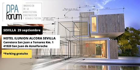 DPA FORUM SEVILLA 2020 tickets