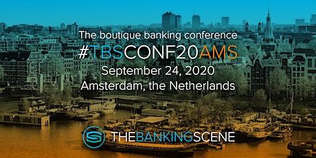 The Banking Scene 2020 Amsterdam tickets