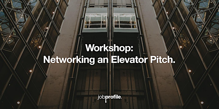 Image pour Networking et Elevator Pitch.