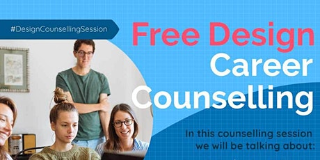 Free Design Career Counselling tickets