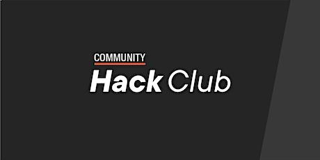 [Virtual] Community Hack Club : Workshop | London tickets