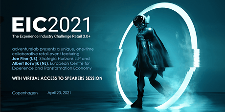 Experience Industry Challenge 2021: Retail 3.0+