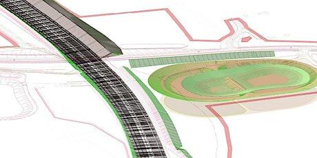 Earthworks Modelling using Bentley Openroads Designer tickets
