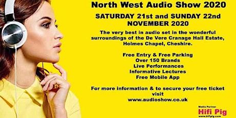 North West Audio Show tickets