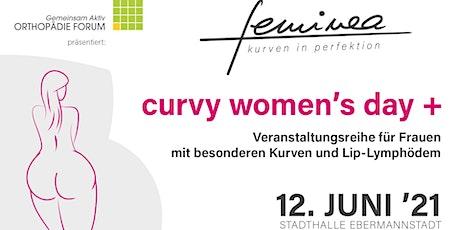 2. curvy women's day + // Für Frauen mit besonderen Kurven und Lip-Lymphödem Tickets