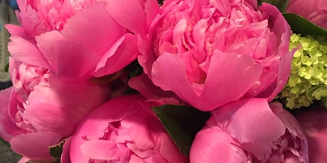 Pretty Peonies - 6/21 - AFTERNOON tickets