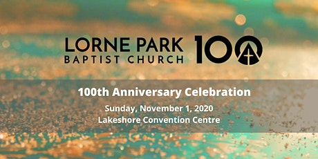100th Anniversary Luncheon tickets