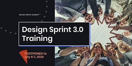 POSTPONED: Design Sprint 3.0 Training - London tickets