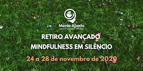 RETIRO AVANÇADO MINDFULNESS EM SILÊNCIO ingressos