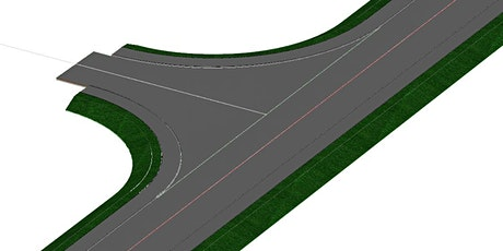 Junction design using Bentley Openroads Designer tickets